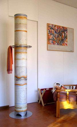 Karniafire stufe elettriche ad accumulo in pietra o maiolica - Stufa ad accumulo prezzi ...